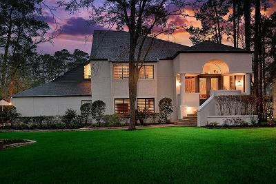 The Woodlands Single Family Home For Sale: 21 S Doe Run Drive