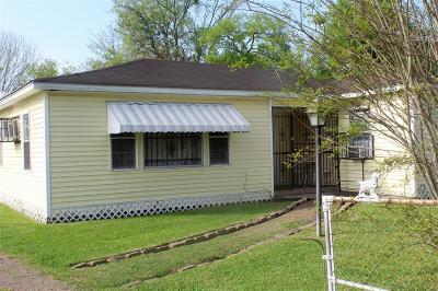 Houston Single Family Home For Sale: 7856 Kenton Street