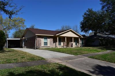 Houston Single Family Home For Sale: 9126 Grape Street