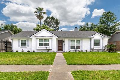 Houston Single Family Home For Sale: 6027 Rutherglenn Drive