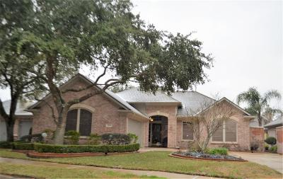 Houston TX Single Family Home For Sale: $339,900