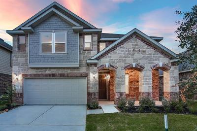 Magnolia Single Family Home For Sale: 3944 Eagle Nest Lake Lane