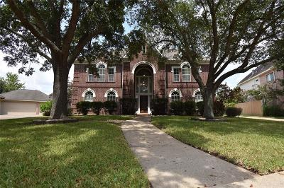 Houston Single Family Home For Sale: 19202 Atherton Lane