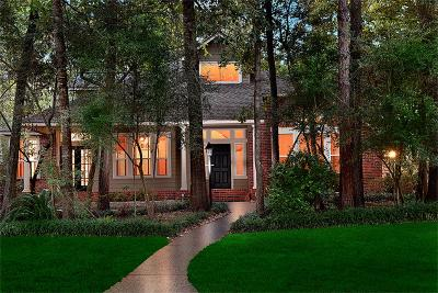 The Woodlands Single Family Home For Sale: 127 E Wilde Yaupon Circle