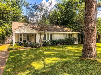 Houston Single Family Home For Sale: 1046 Althea Drive