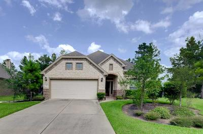 The Woodlands TX Single Family Home For Sale: $310,000