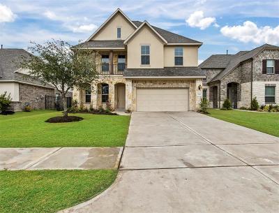 Richmond Single Family Home For Sale: 24510 Bludana Lane