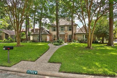 Houston Single Family Home For Sale: 11702 Pebbleton Drive