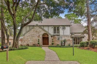 Houston Single Family Home For Sale: 806 Soboda Court