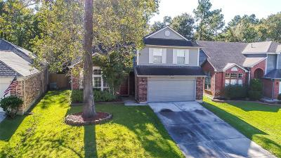 Kingwood Single Family Home For Sale: 3710 Appalachian Trail