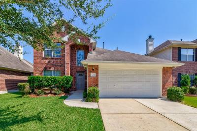 Atascocita Single Family Home For Sale: 6831 Atasca Creek Drive
