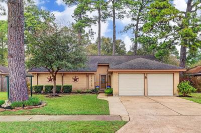 Cypress Single Family Home For Sale: 13418 Nevermore Drive