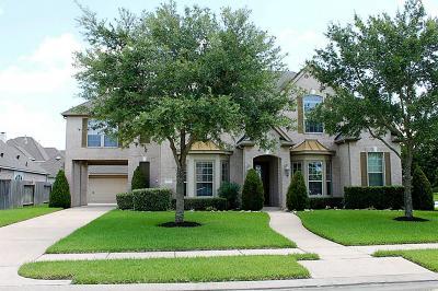 League City Single Family Home For Sale: 106 Park Trail Lane