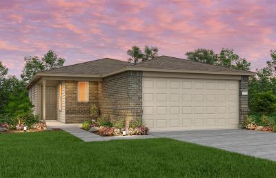 Houston Single Family Home For Sale: 14622 Sierra Garden Drive