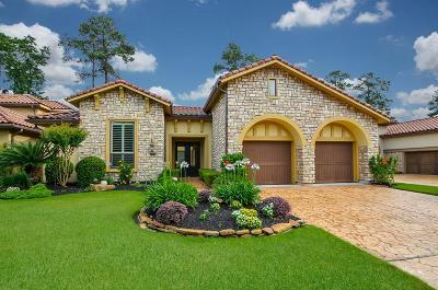 Houston Single Family Home For Sale: 16122 Villa Fontana Way