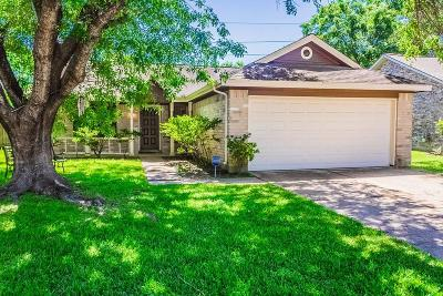 Katy Single Family Home For Sale: 6834 Eagle Ridge Drive