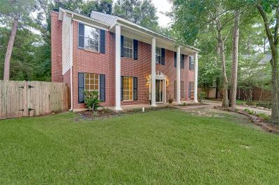 The Woodlands Single Family Home For Sale: 23 Shinyrock Place
