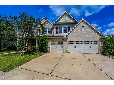 Sugar Land Single Family Home For Sale: 6910 Zachary Stuart Circle