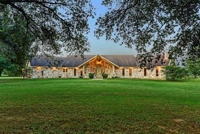 Cat Spring Farm & Ranch For Sale: 8618 Hillboldt Road