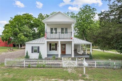 Grimes County Single Family Home For Sale: 263 Fanthorp Street