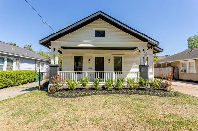 Houston Single Family Home For Sale: 2010 Gostick Street