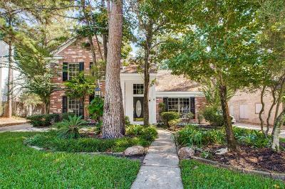 The Woodlands Single Family Home For Sale: 6 Tall Sky Place