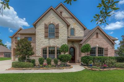 Cypress TX Single Family Home For Sale: $555,000