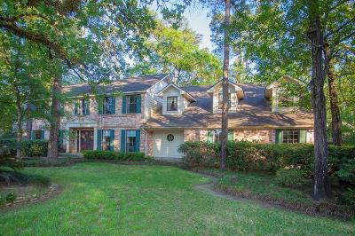 The Woodlands Single Family Home For Sale: 30 Doe Run Drive