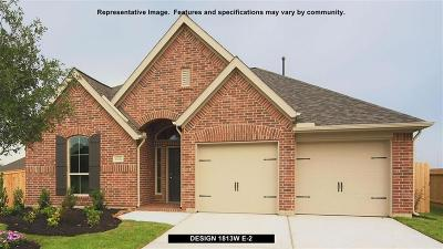 Manvel Single Family Home For Sale: 2304 Redwood Ridge Trail