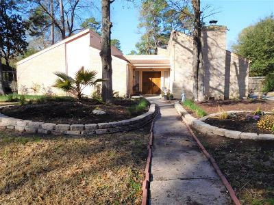 Houston Single Family Home For Sale: 3726 Pineleaf Drive
