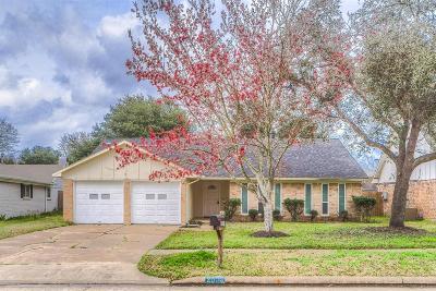 Sugar Land Single Family Home For Sale: 2006 Arcadia Drive