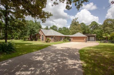 Single Family Home For Sale: 24906 Wintergreen Drive