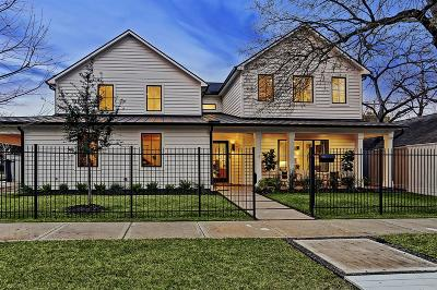 Houston Single Family Home For Sale: 623 W 12th Street