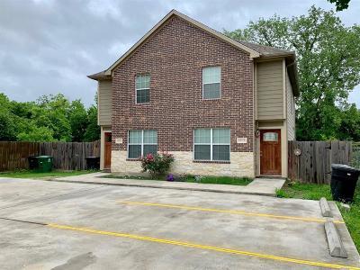 Houston Multi Family Home For Sale: 10022 Raymondville Road