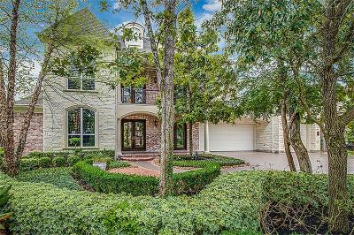 The Woodlands Single Family Home For Sale: 54 Knightsgate