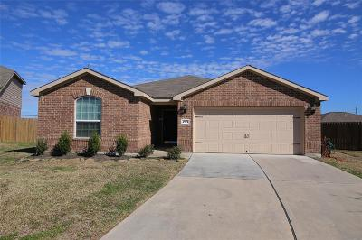 Rosenberg Single Family Home For Sale: 4901 Arbury Hill Lane