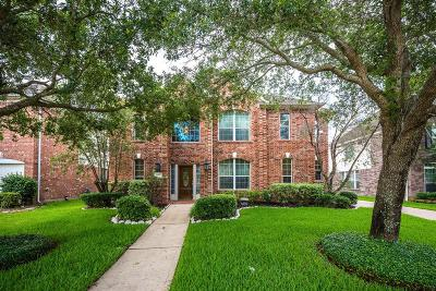 Katy Single Family Home For Sale: 2107 Blue Water Bay Drive