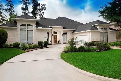 Spring Single Family Home For Sale: 6515 Sussex Court