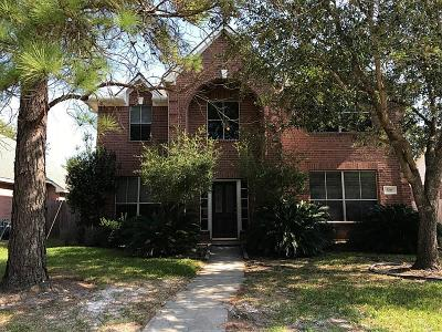 Katy Single Family Home For Sale: 5219 Summerside Drive