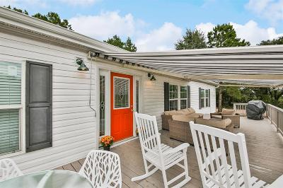 Pattison Single Family Home Pending: 35725 Royal Road