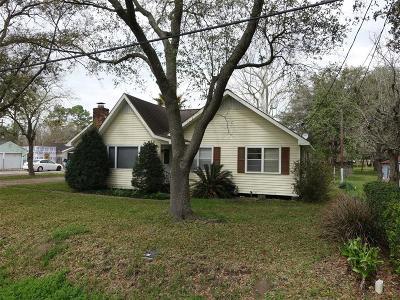 Pasadena Single Family Home For Sale: 4911 Oak Avenue