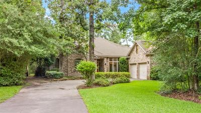 Conroe TX Single Family Home For Sale: $290,000