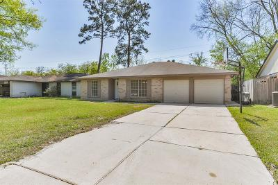Spring Single Family Home For Sale: 23919 Verngate Drive