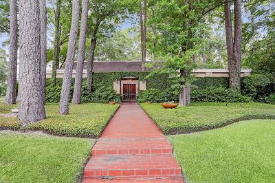 Houston Single Family Home For Sale: 226 Vanderpool Lane