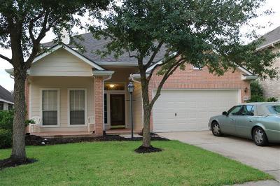Pasadena Single Family Home For Sale: 1815 Calypso Cove Court