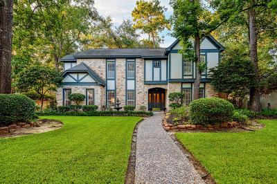 Kingwood Single Family Home For Sale: 4911 Golden Pond Drive