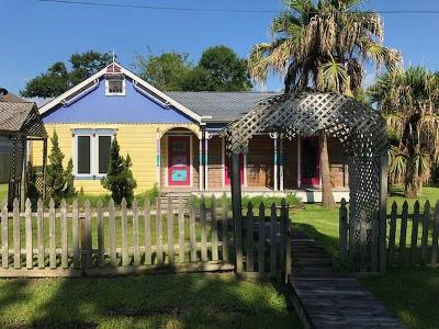Clear Lake Single Family Home For Sale: 602 Oak Road