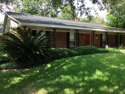 Houston Single Family Home For Sale: 4438 Lymbar Drive