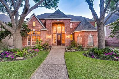 Katy Single Family Home For Sale: 1155 Barkston Drive