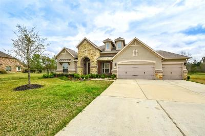 Conroe Single Family Home For Sale: 2715 Silverstone Way